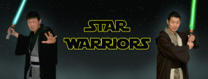 Star Warriors full size