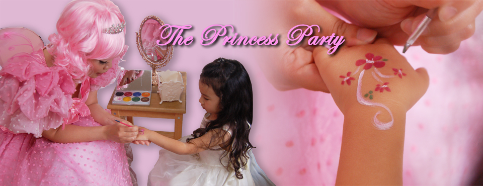 Princess Party Now Available - Book Us Now!