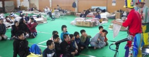 Helping East Japan - Encouraging one heart at a time